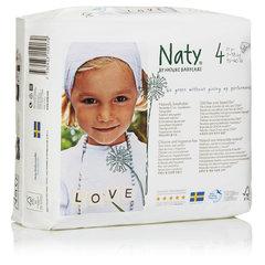 Naty Plenky 4 Maxi 7-18 kg 27 ks