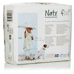 Naty Plenky 4+ Maxi Plus 9-20 kg 25 ks