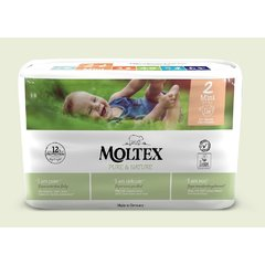 Plenky Moltex Pure & Nature 2 Mini 3-6 kg 38 ks