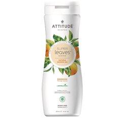Přírodní tělové mýdlo ATTITUDE Super leaves s detoxikačním účinkem - pomerančové listy 473 ml