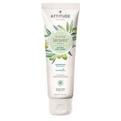 Přírodní tělový krém ATTITUDE Super leaves s detoxikačním účinkem - olivové listy 240 ml