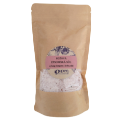 Pupen Růžová detoxikační sůl 500 g