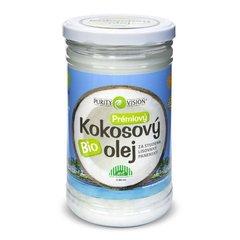 PURITY VISION Kokosový olej panenský BIO 900 ml