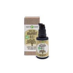 PURITY VISION RAW Arganový olej BIO 30 ml