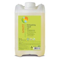 SONETT Tekutý prostředek na nádobí - citrón 5 l