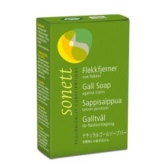 SONETT Tuhé mýdlo na skvrny 100 g