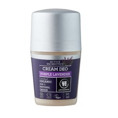 Urtekram BIO Deodorant roll on krémový levandule 50 ml